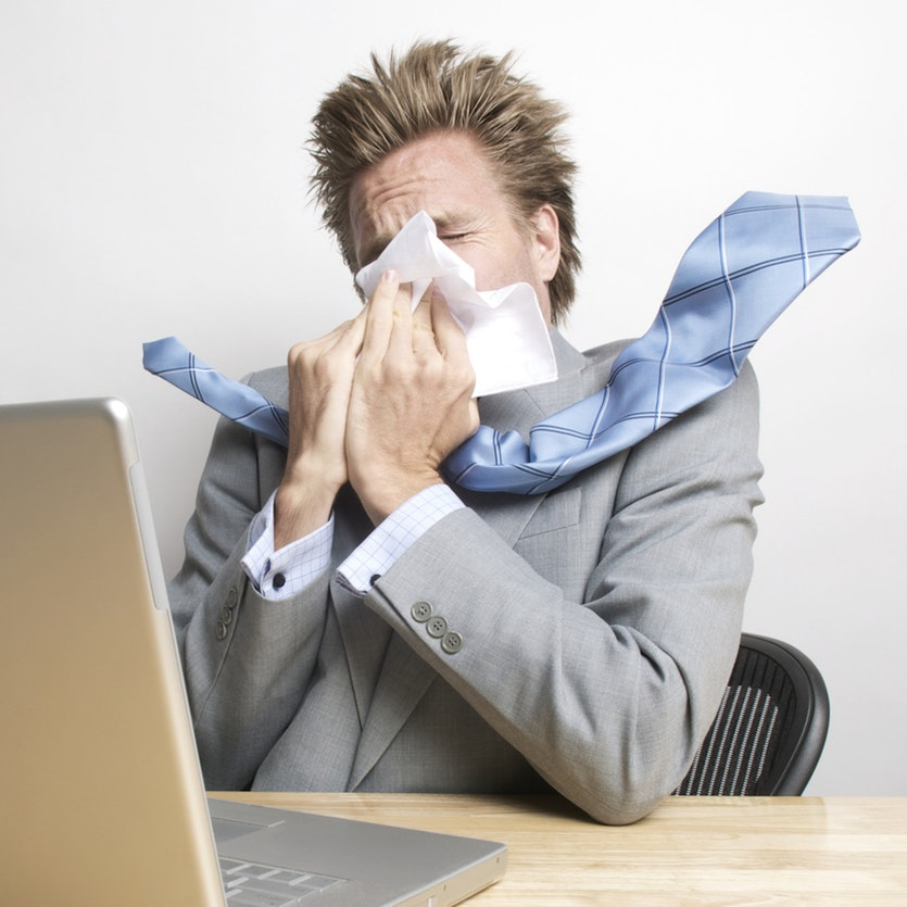 YXE Benefits Tips On Avoiding Colds and Flu In The Workplace