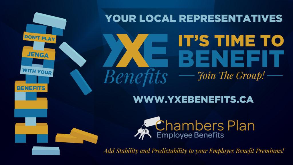 YXE Benefits Saskatoon