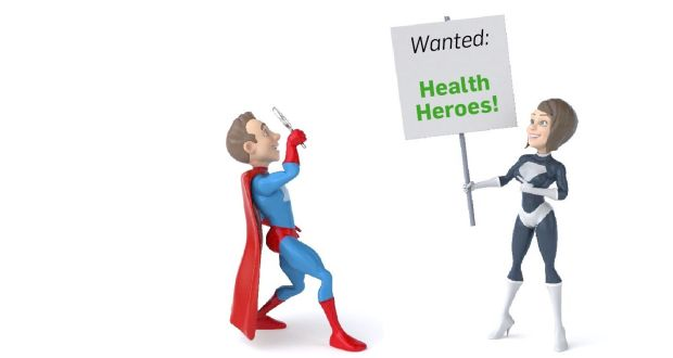 Why You Should Encourage Health Heroes In Your Business