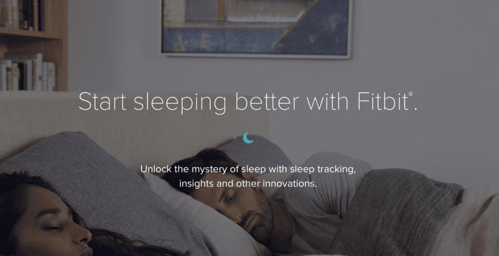 Fitbit good nights sleep